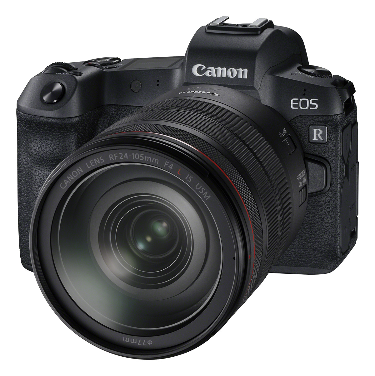 Canon EOS R-System mit 24-105 mm
