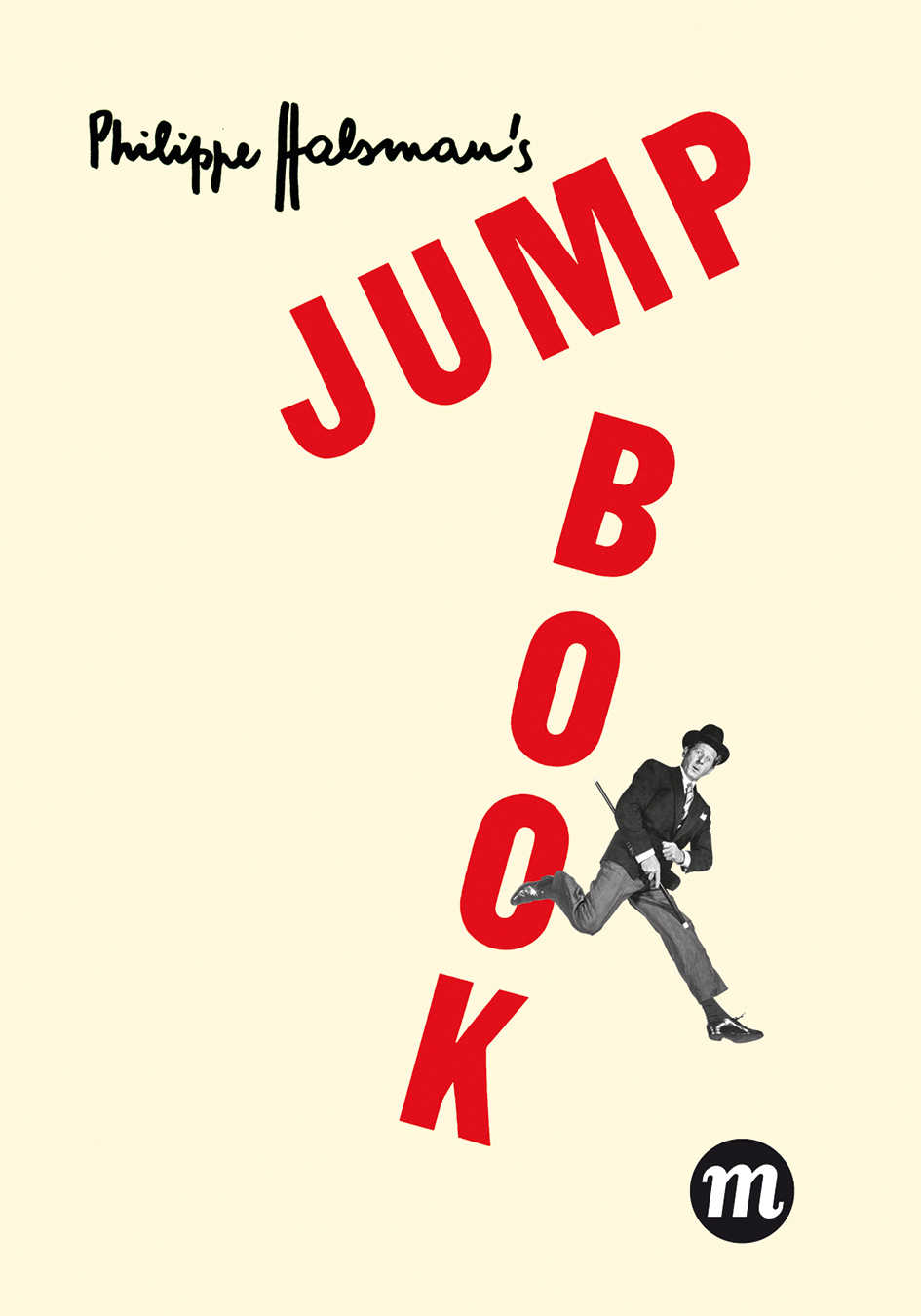 "Buch-Cover ""Jump Book"""