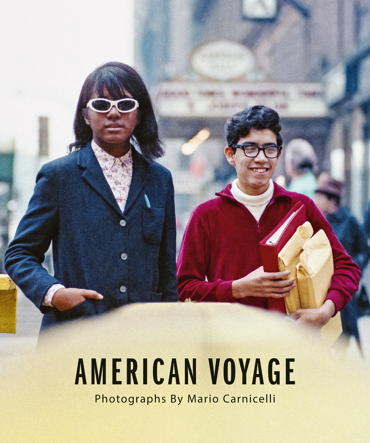 "Cover ""American Voyage"""