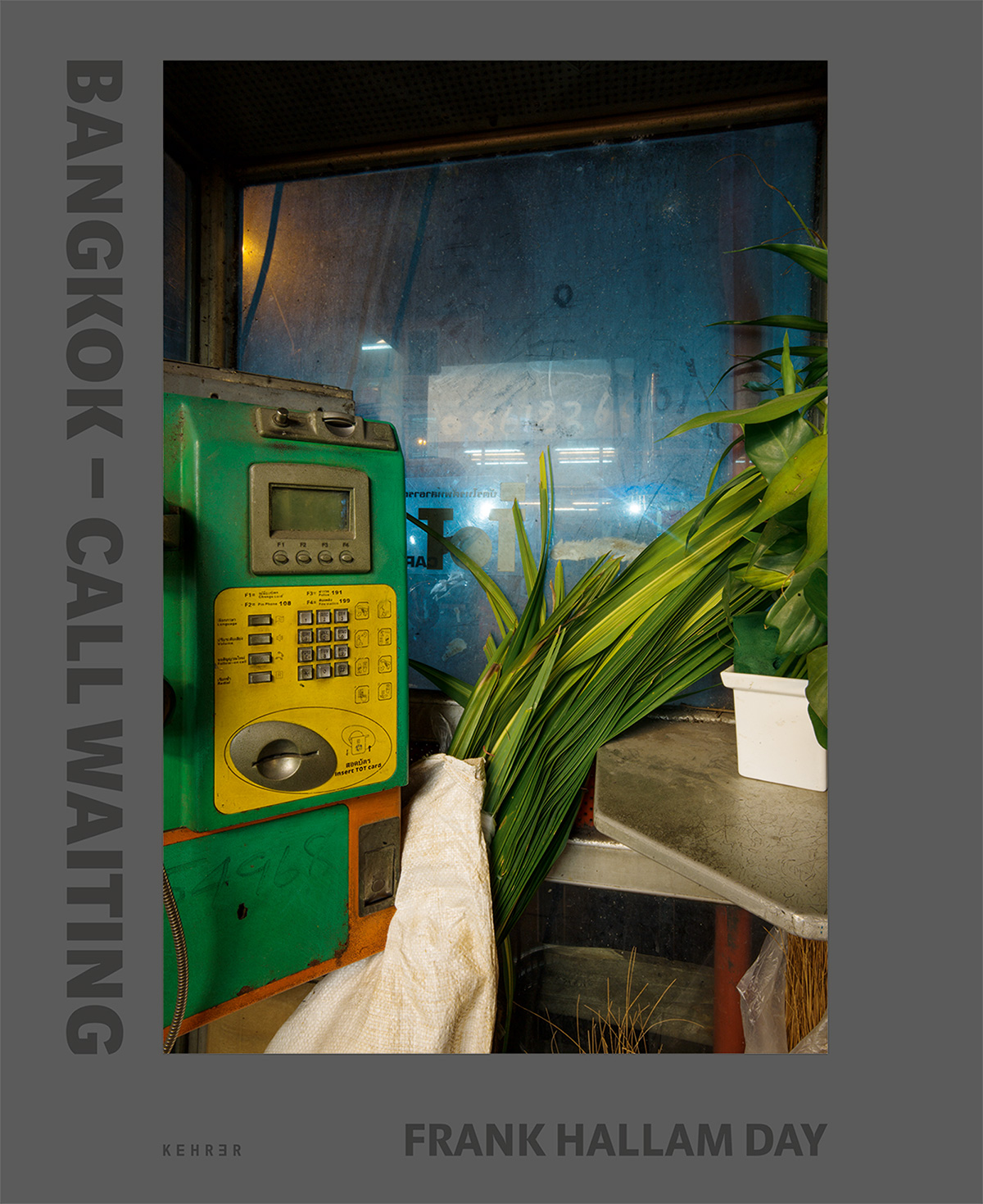 "Buchcover ""Bangkok – Call Waiting"""