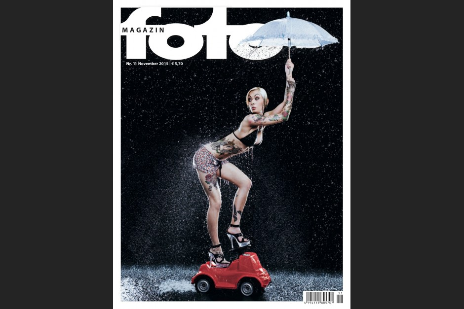 fotoMAGAZIN Cover im November 2015