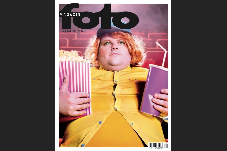 fotoMAGAZIN Cover im April 2015