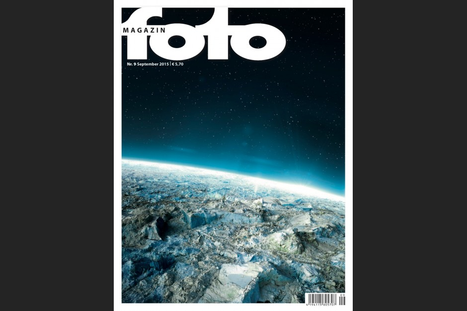 fotoMAGAZIN Cover im September 2015