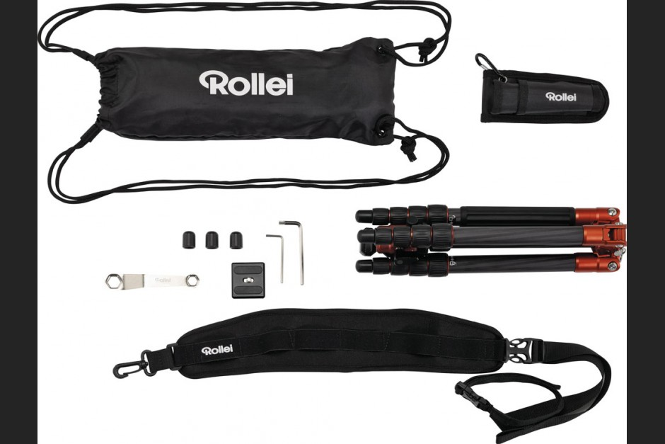 Rollei Compact Traveller No. 1 Carbon