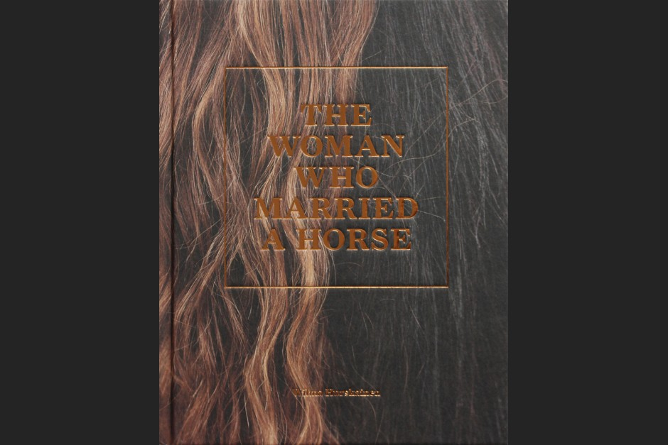 "Wilma Hurskainen Cover ""The Woman Who Married a Hourse"""