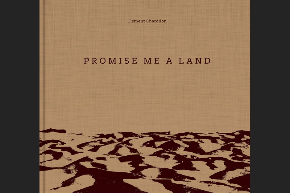 """Cover """"Promise me a Land"""""""