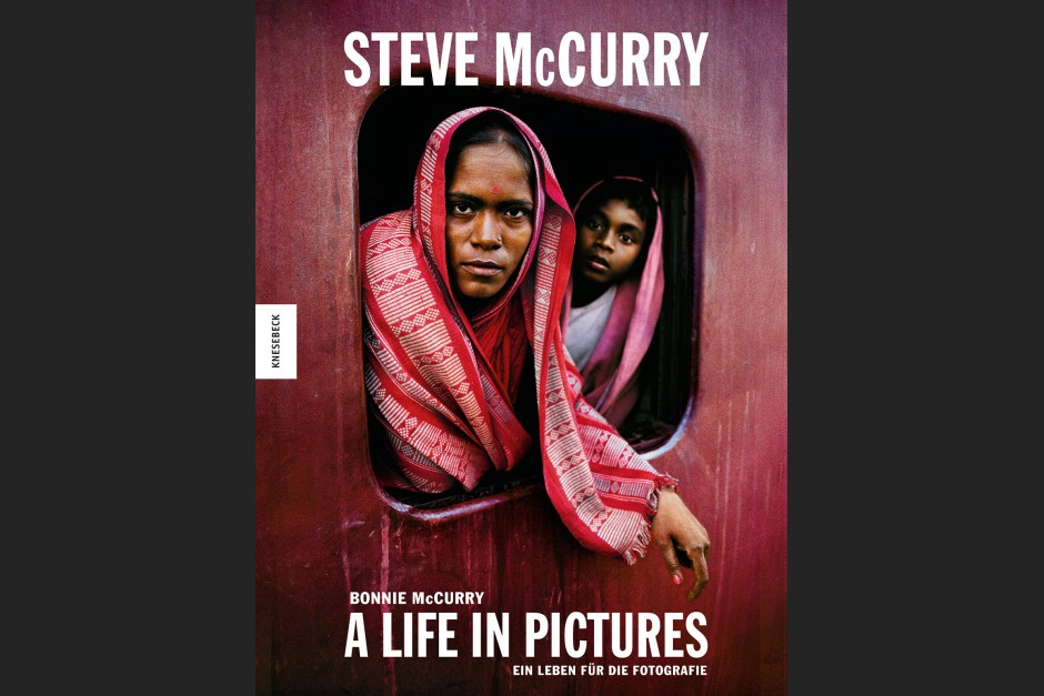 Cover McCurry A Life in Pictures
