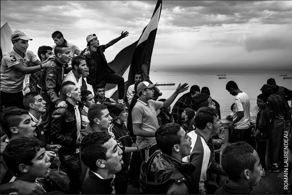 """Kho, the Genesis of a Revolt"" ist beim World Press Photo Contest unter den Nominierten für die World Press Photo Story of the Year."