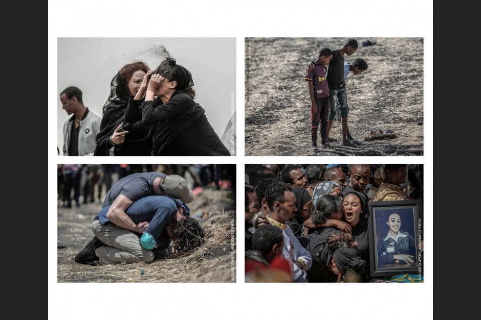 Sieger Kategorie Spot News, Stories beim World Press Photo Contest 2020