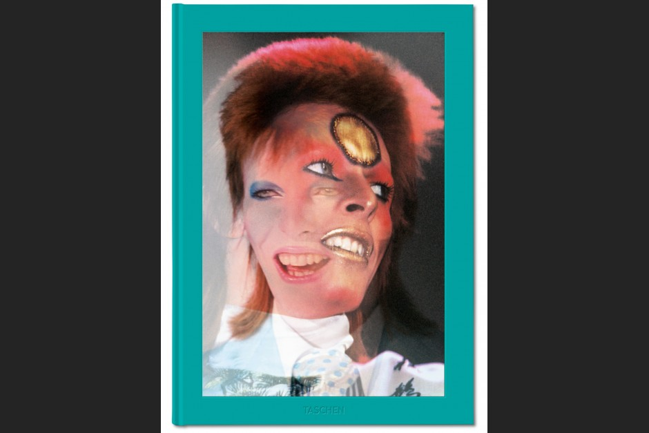 Cover The Rise of David Bowie