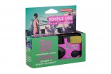 Lomography Simple Use Film Camera: LomoChrome Purple Packaging