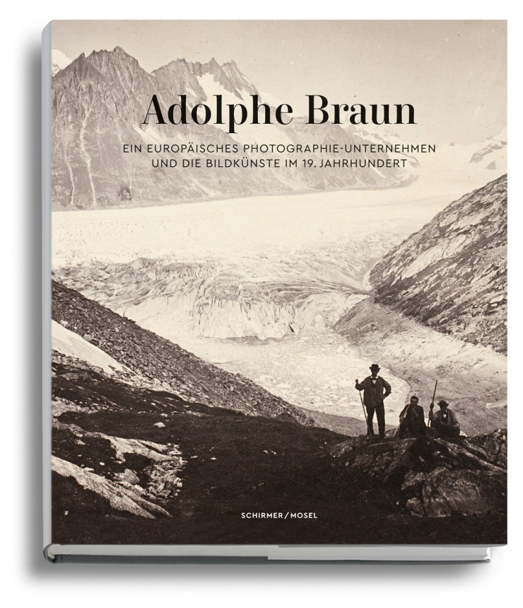 Adolphe Braun Buch-Cover