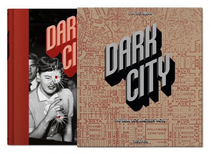 "Buchcover ""Dark City"""