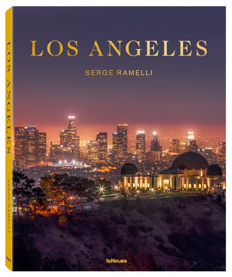 "Buchcover ""Los Angeles"""