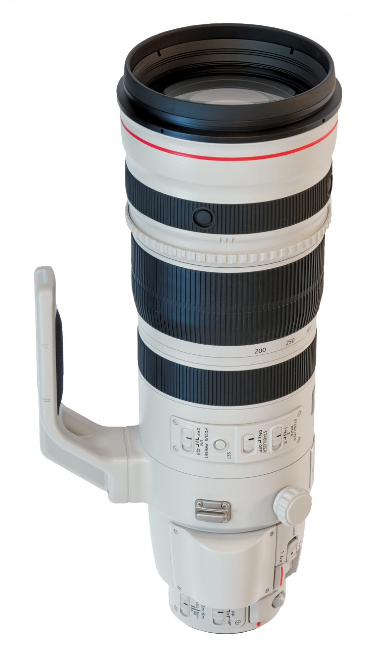 Canon EF 4/200-400 mm L IS USM Ext. 1,4x