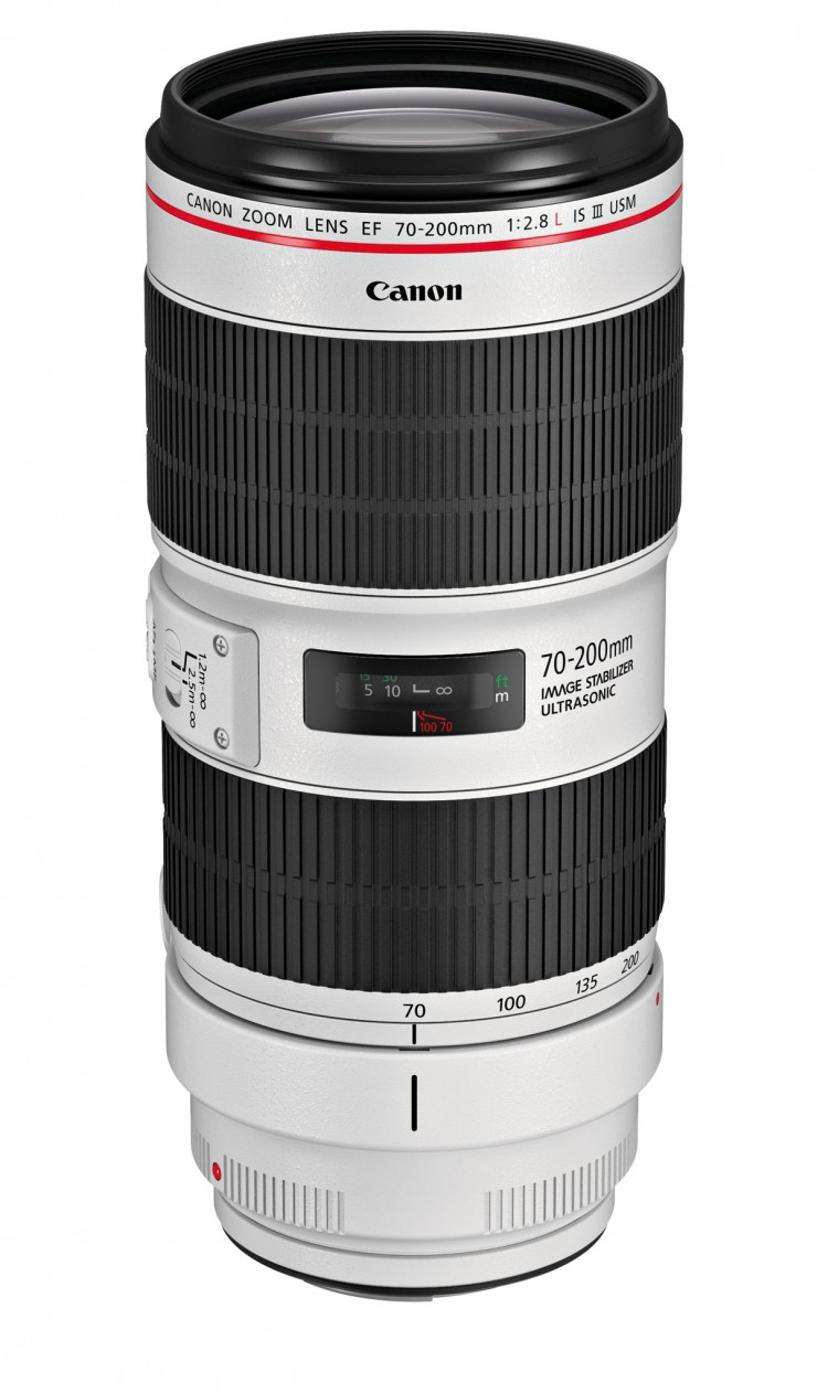 Canon EF 2,8/70-200 mm L IS III USM