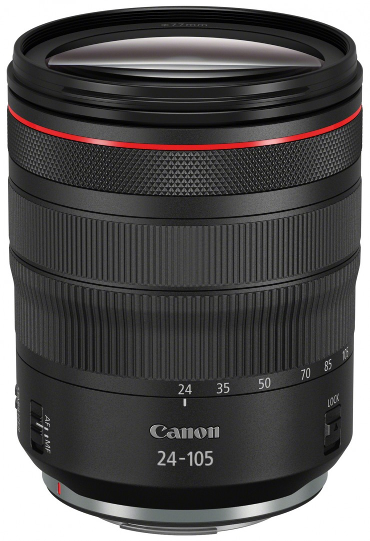 Canon RF 4/24-105 mm L IS USM