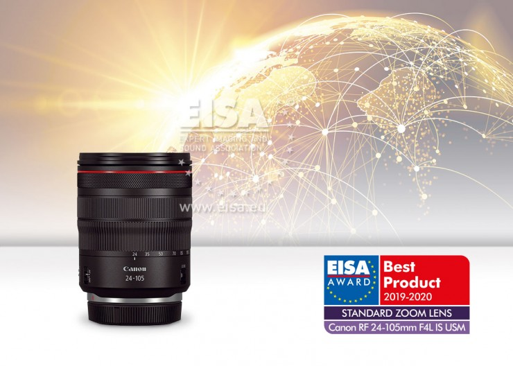 Canon RF 4,0/24-105 mm L IS USM
