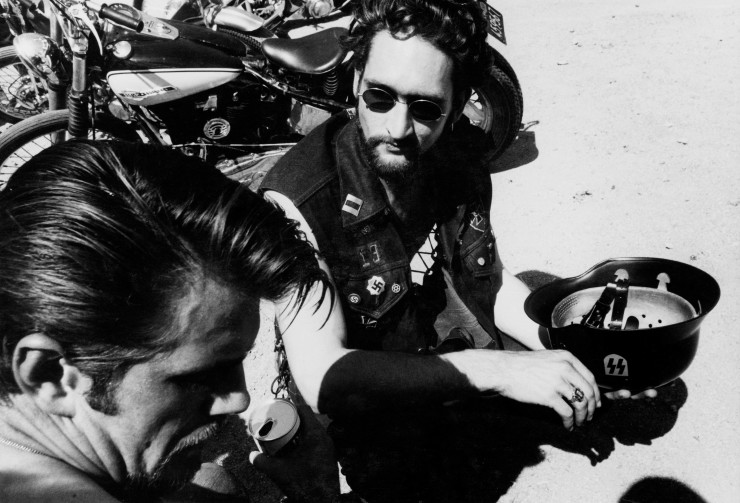 "Dennis Hopper ""Bikers"""