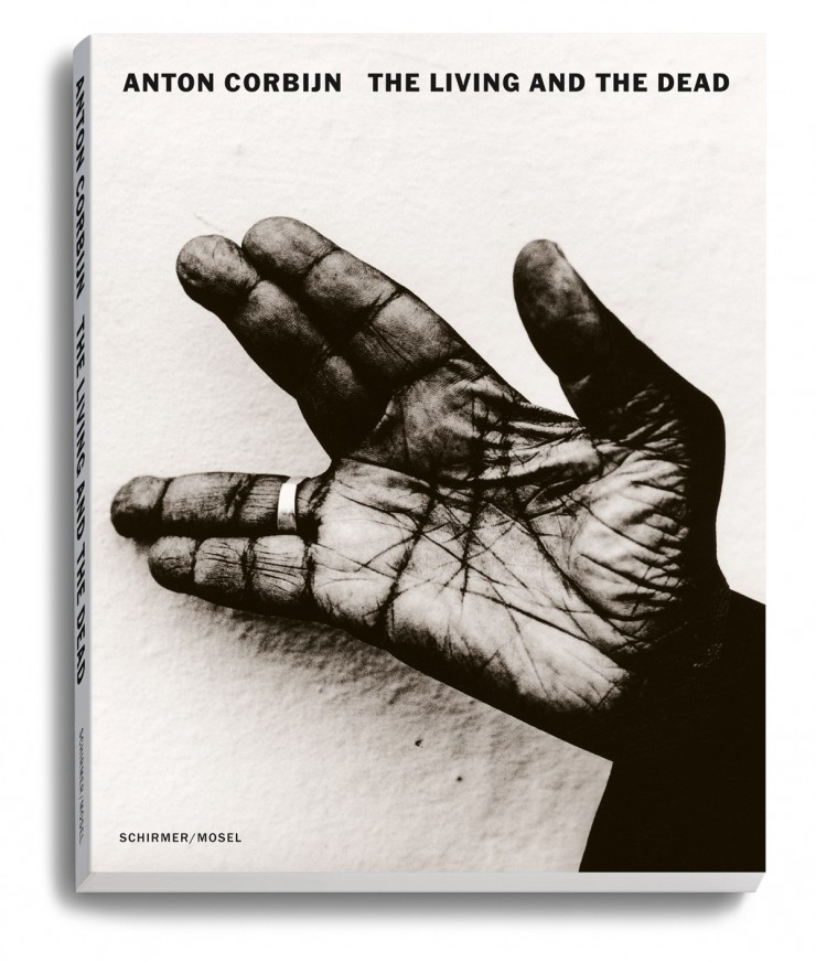 Buch-Cover The living and the dead