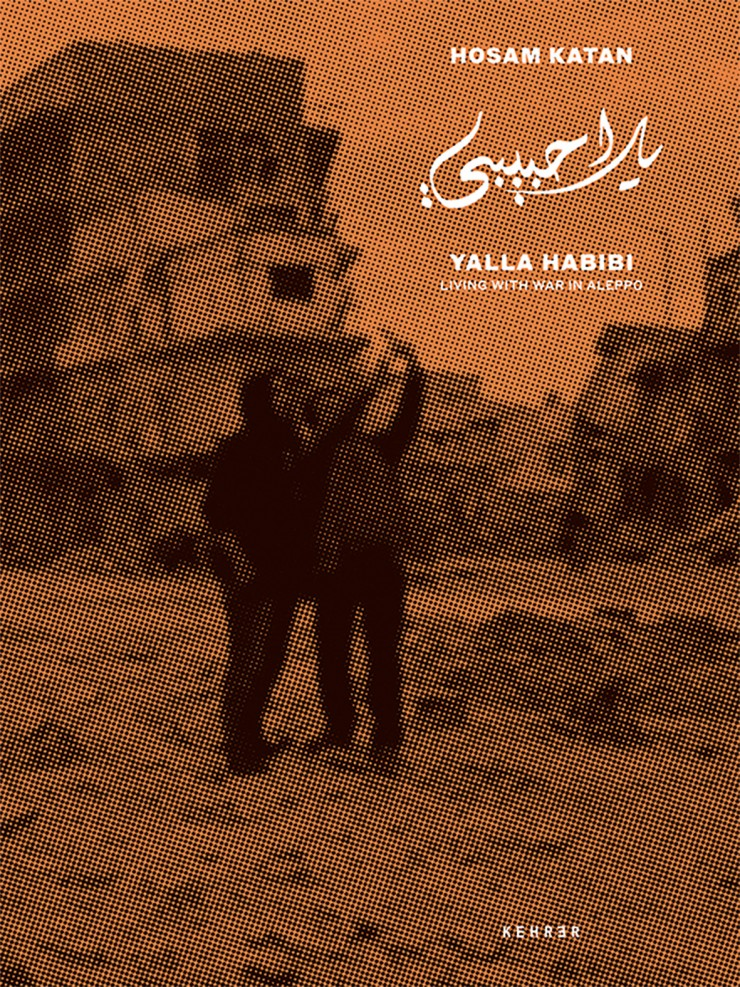 "Cover ""Living with War in Aleppo"""