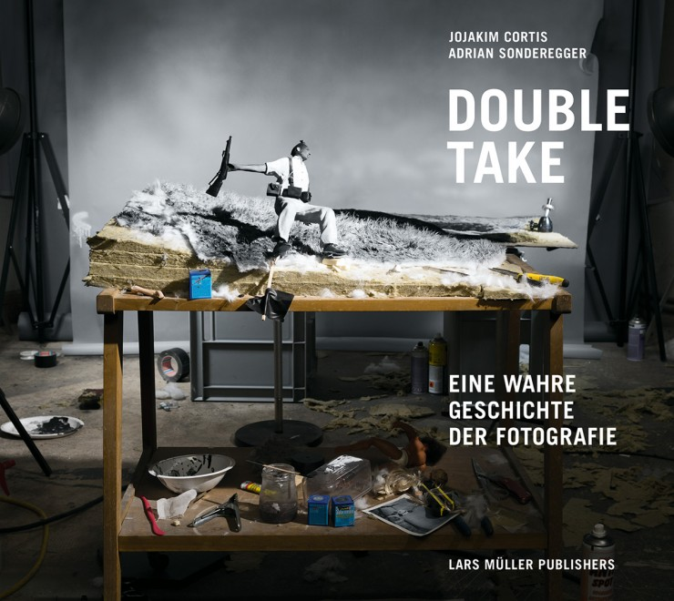 Buch-Cover Double Take