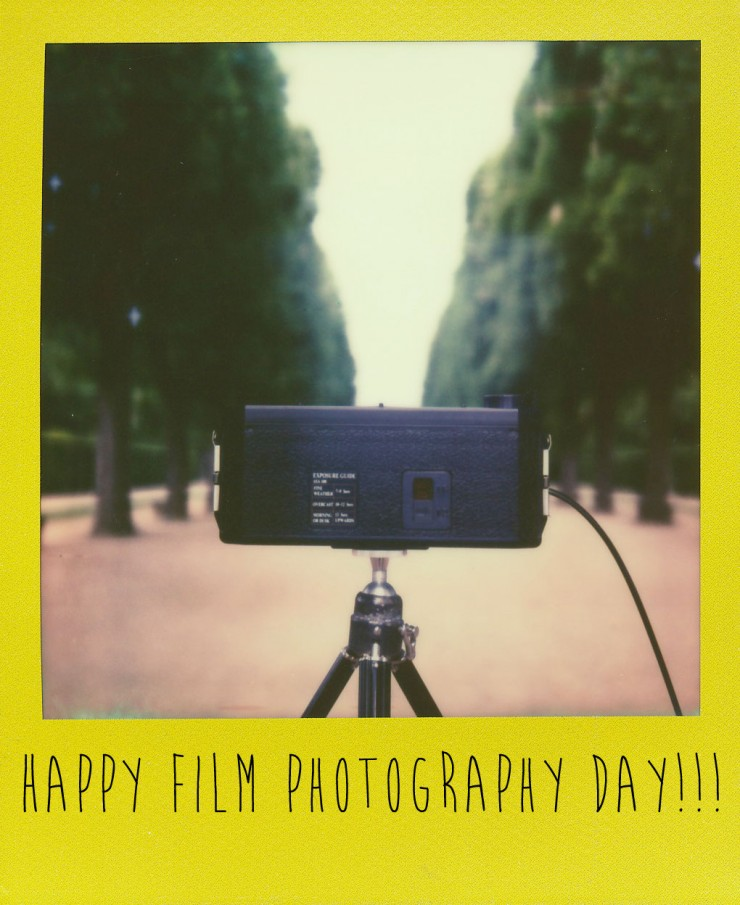 Happy Film Photography Day 2016!