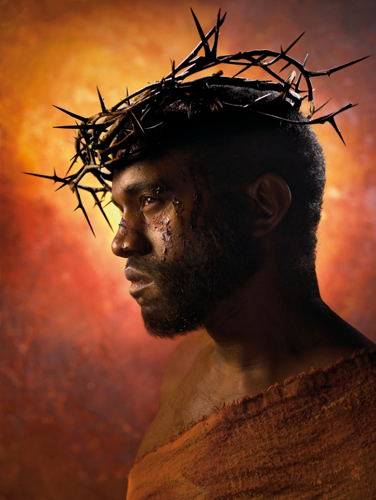 """""""Kayne West: Passion of Christ"""", 2006"""