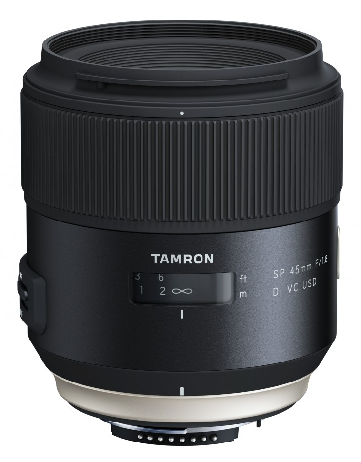 Tamron SP 1,8/45 mm Di VC USD