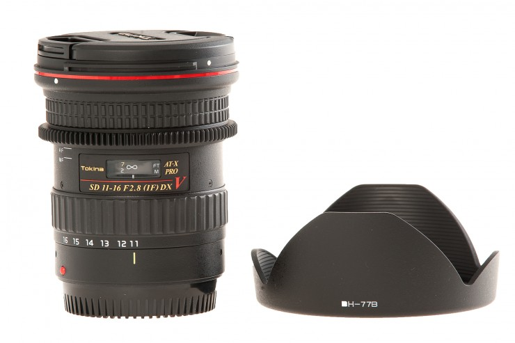 Tokina AT-X 2,8/11-16 mm PRO DX V
