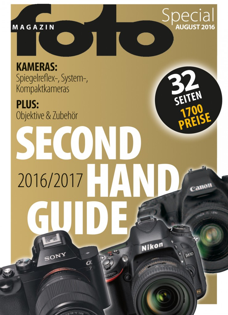 Secondhand-Guide 2016/2017