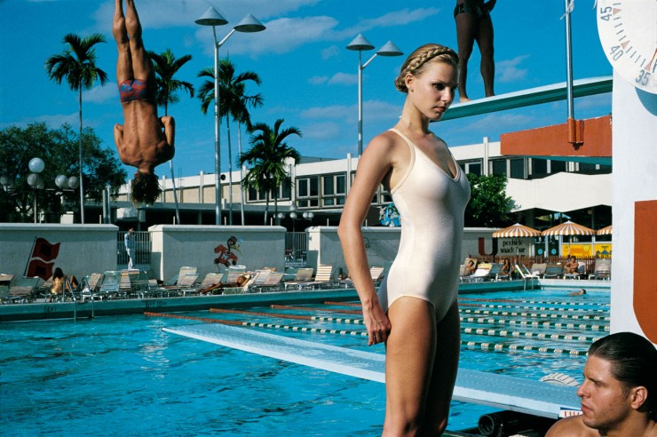 Helmut Newton, Arena, New York Times