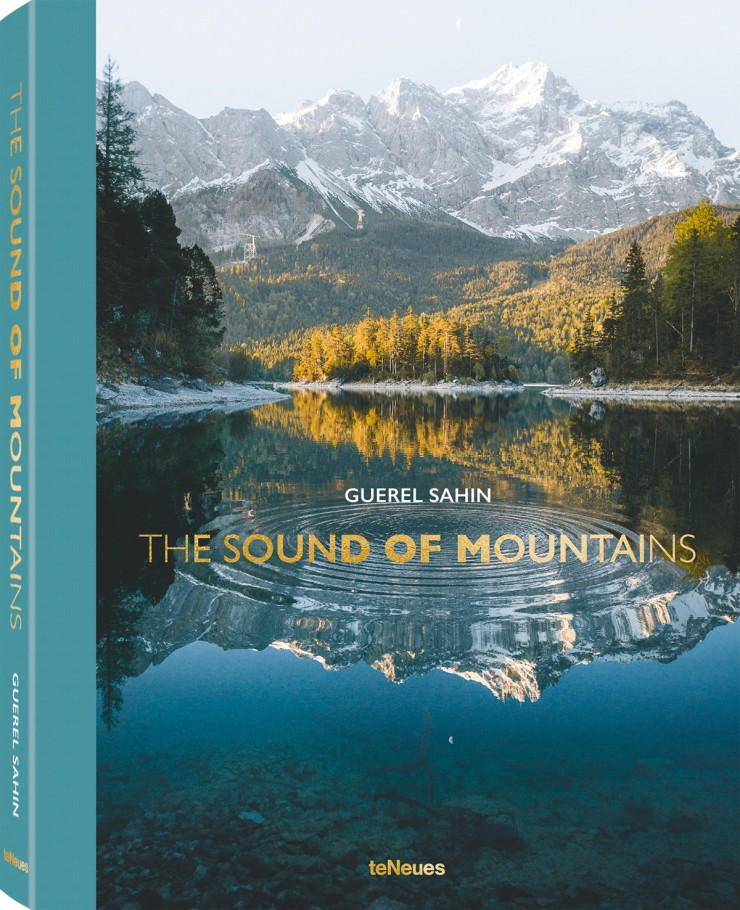 Buchcover The Sound of Mountains