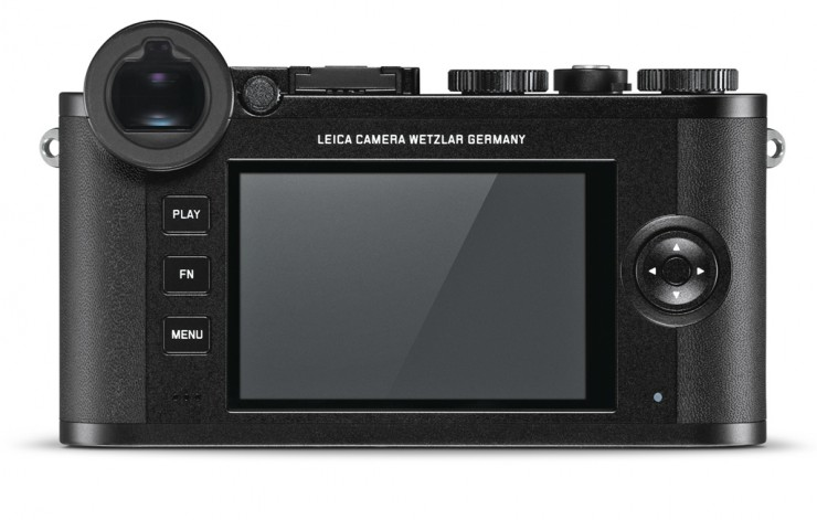 Leica CL back