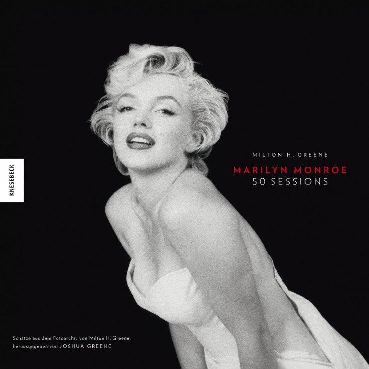 "Joshua & Milton Greene ""Marilyn Monroe. 50 Sessions"