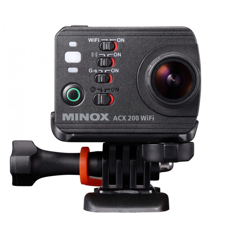 Minox ACX 200 WiFi front