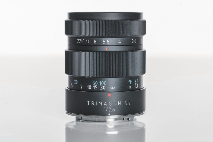 Trimagon 2,6/95 mm