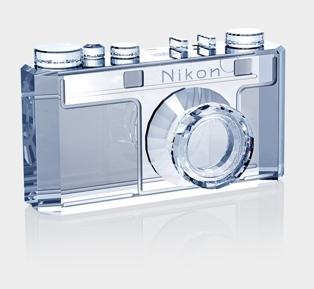 Nikon Crystal Creation Nikon Model Ⅰ  100th Anniversary Edition