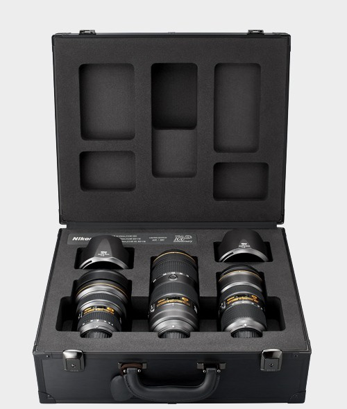 Nikon Zoom-Set 100th Anniversary Edition