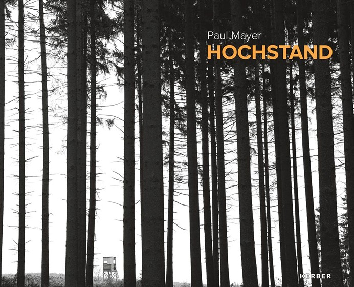 "Cover Paul Mayer ""Hochstand"""