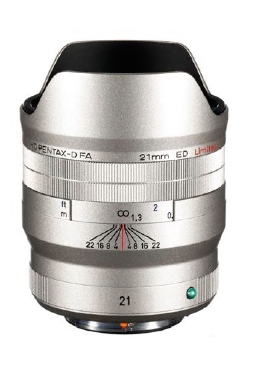 D FA21mm Limited