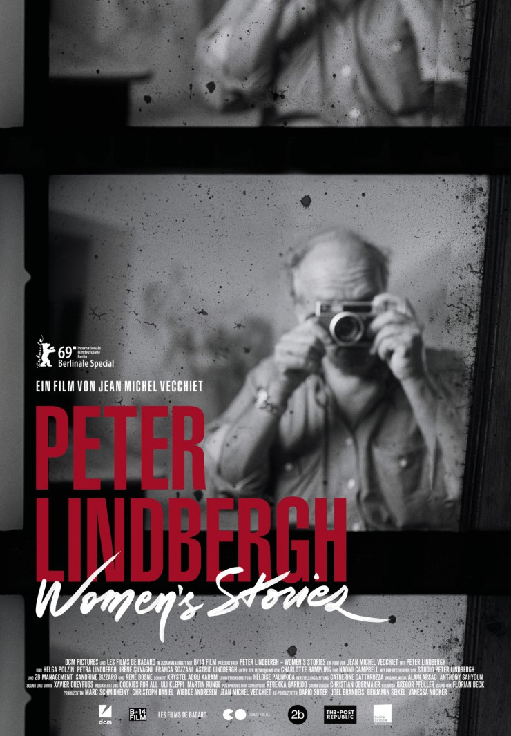 """Peter Lindbergh – Women Stories"" von Jean Michel Vecchiet"