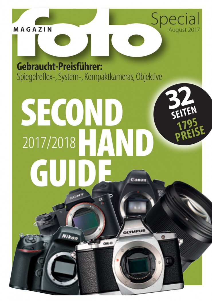 Secondhand Guide 2017/2018