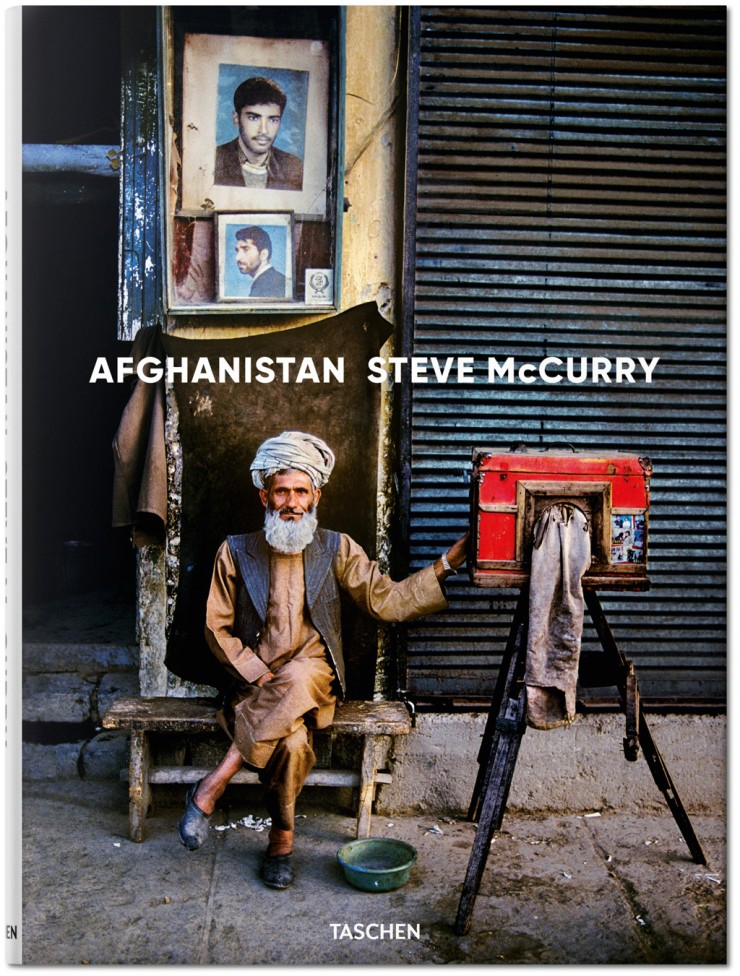 """Buch-Cover """"Afghanistan"""""""