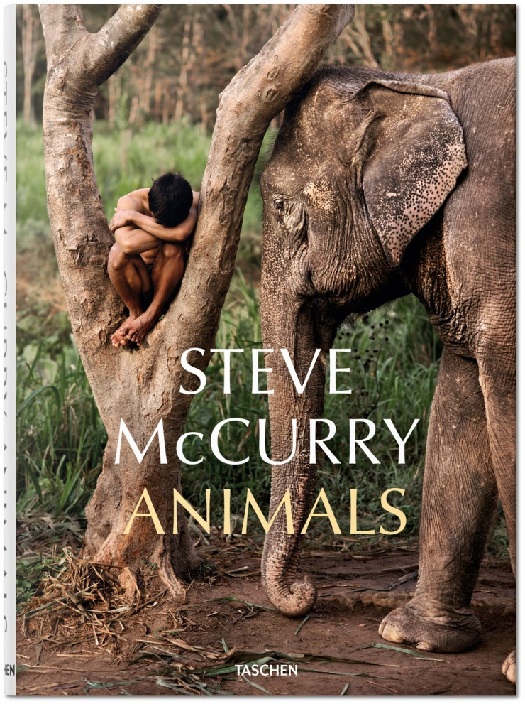 Cover Steve McCurry Animals