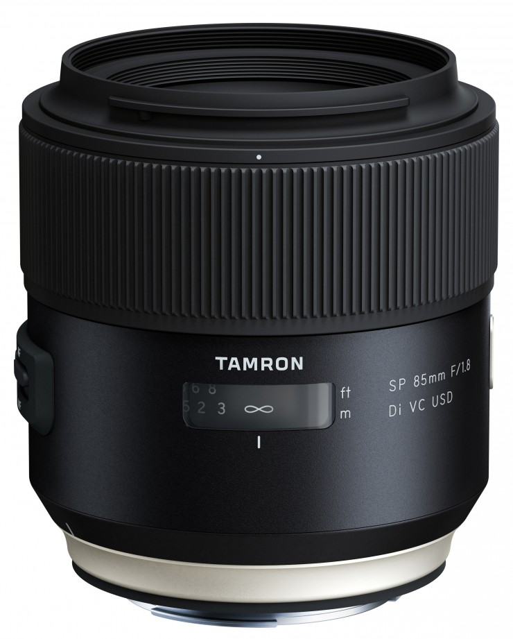 Objektiv Tamron SP 1,8/85 mm Di VC USD F016