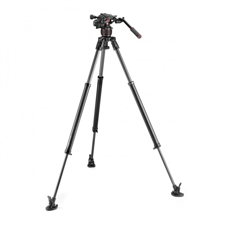 Manfrotto 635 Fast Single Stativ