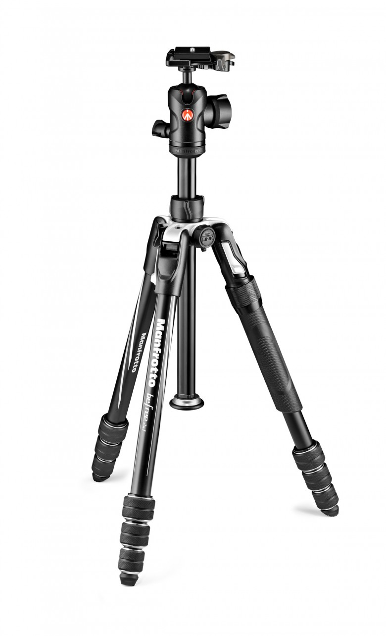 Manfrotto Befreee 2N1 open