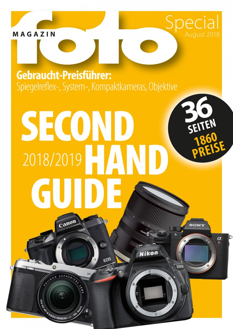Secondhand Guide 2018/2019