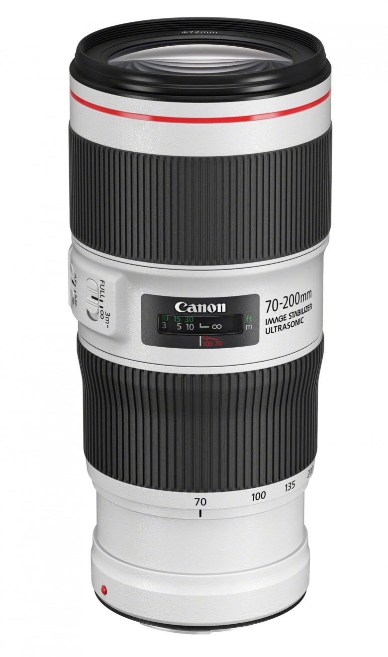Canon EF 4/70-200 mm L IS II USM